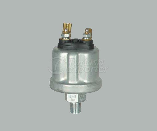 12V ضغط الزيت التبديل (0-7 بار)