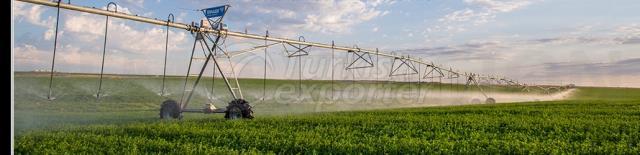 Universal Pivot Irrigation Systems