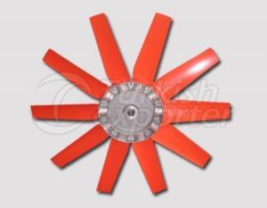 Turkish Plastic Wing Impeller