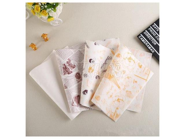 Grease-Proof Paper