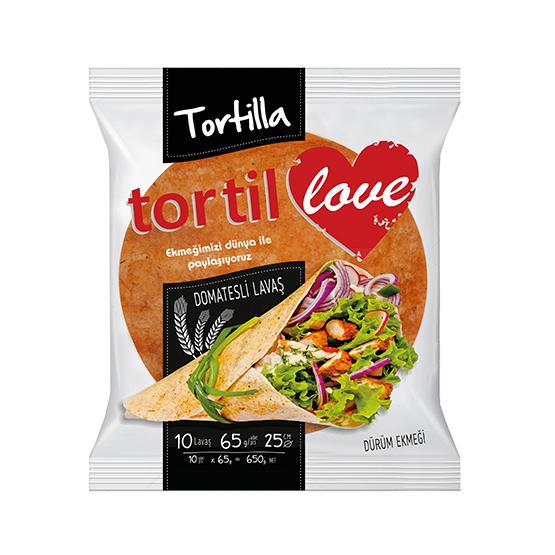 Tomato Tortillas