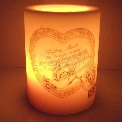 Hollow Candle