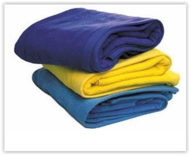 Бархатное полотенце