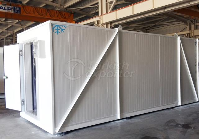 Cold Store - Container Type