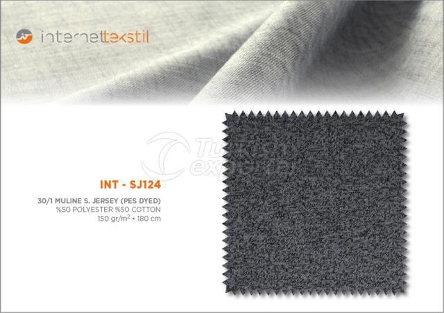 Muline Single Jersey Fabric