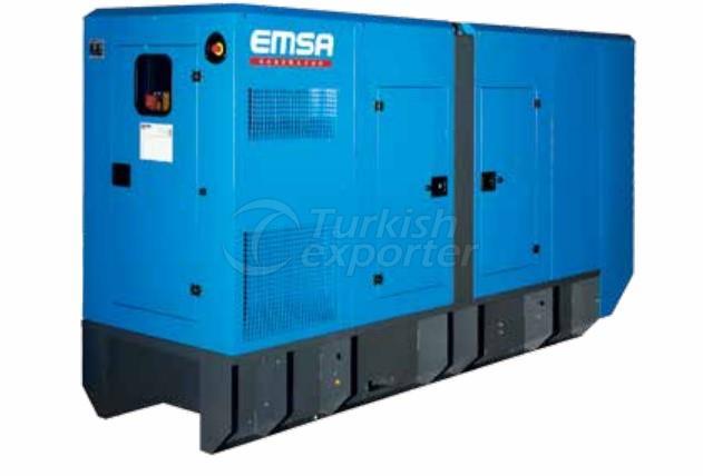 E KB XX 0017 Diesel Generator Set