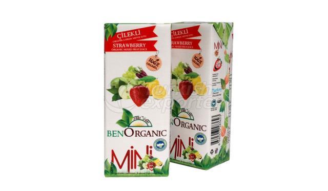Organic Strawberry Mix Juice