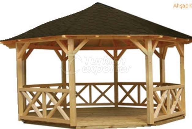 KM 5070 Camelia de madera
