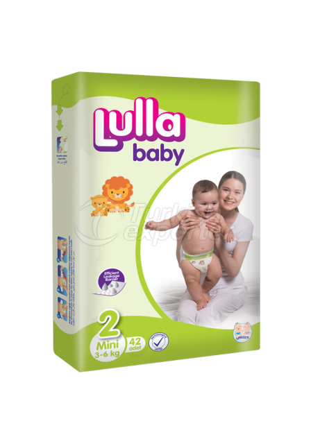 Baby Diapers Lulla Mini