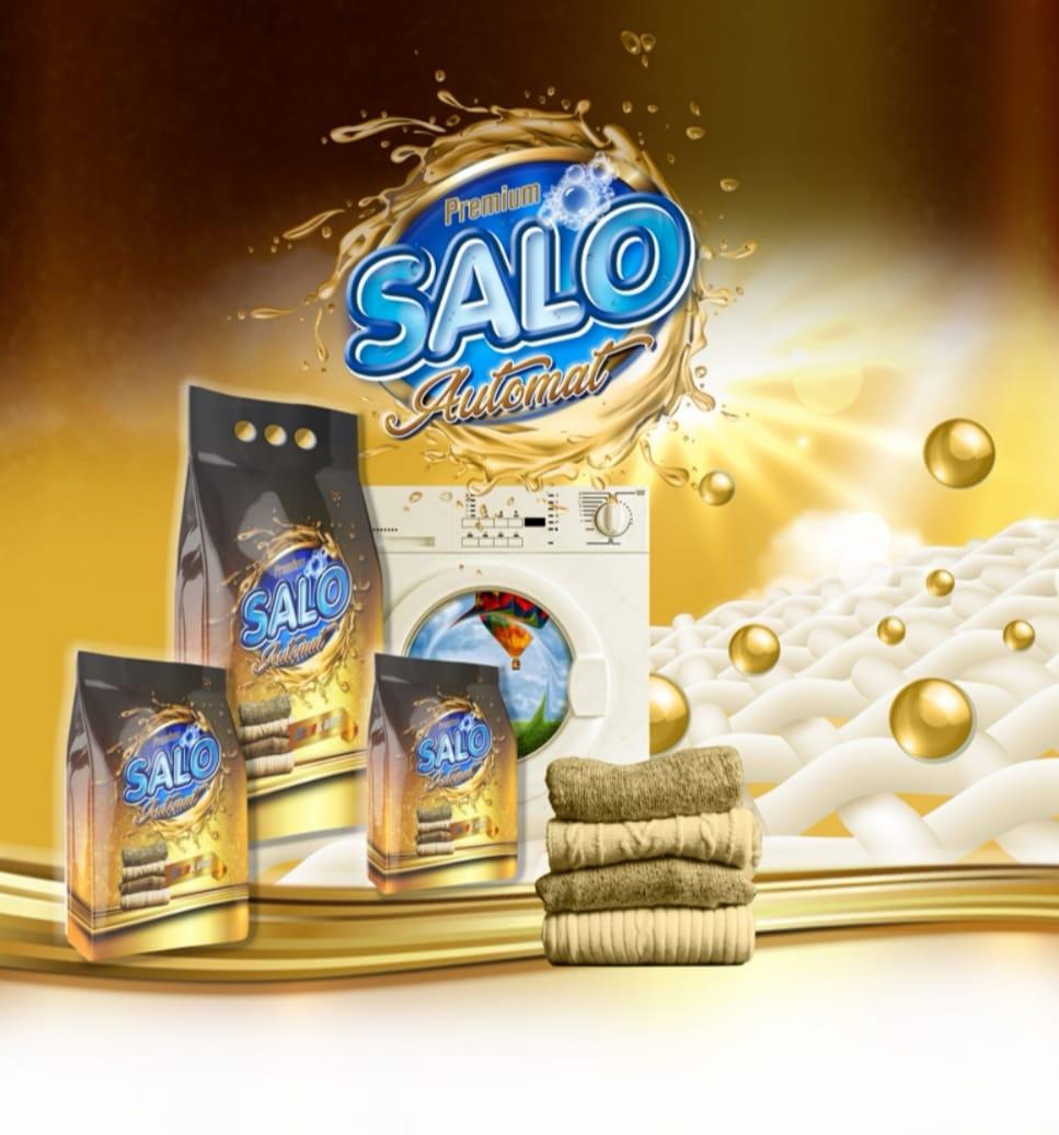 Salo Powder Detergent