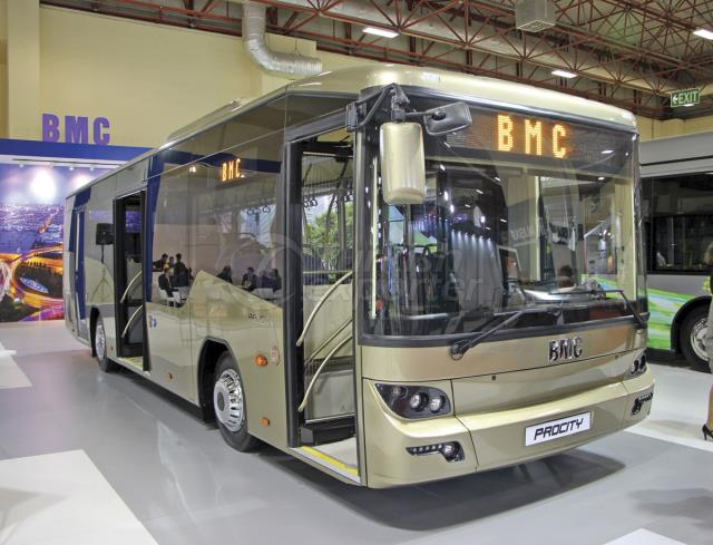 Запасные части BMC BUS