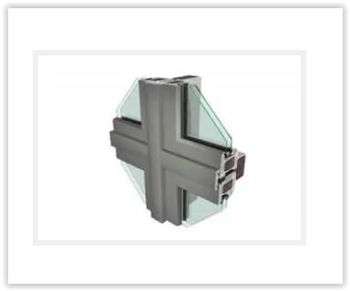 Facade Systems - GEALAN S8000 74MM
