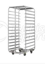 Tray Trolleys for Rack Ovens