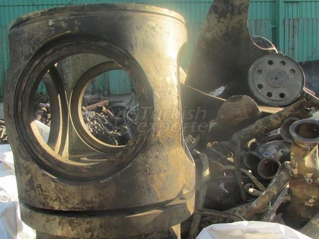 Shipbreaking Brass