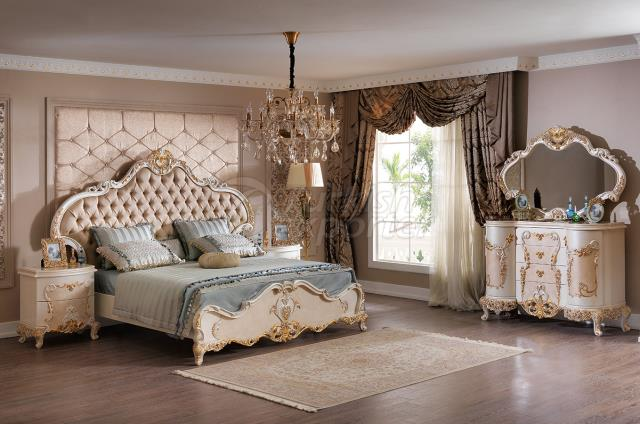 Muebles del hotel de Avangard