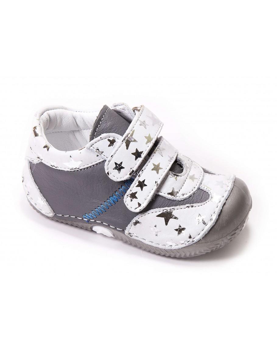 Deri İlk Adım Ayakkabısı