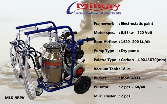 Milkay Milking Machine