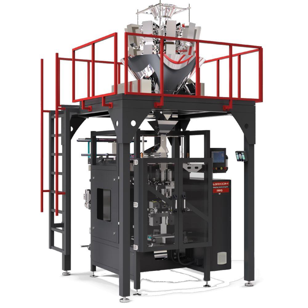 IMQ-W Multiple Electronic Weighing Quadro Packaging Machine