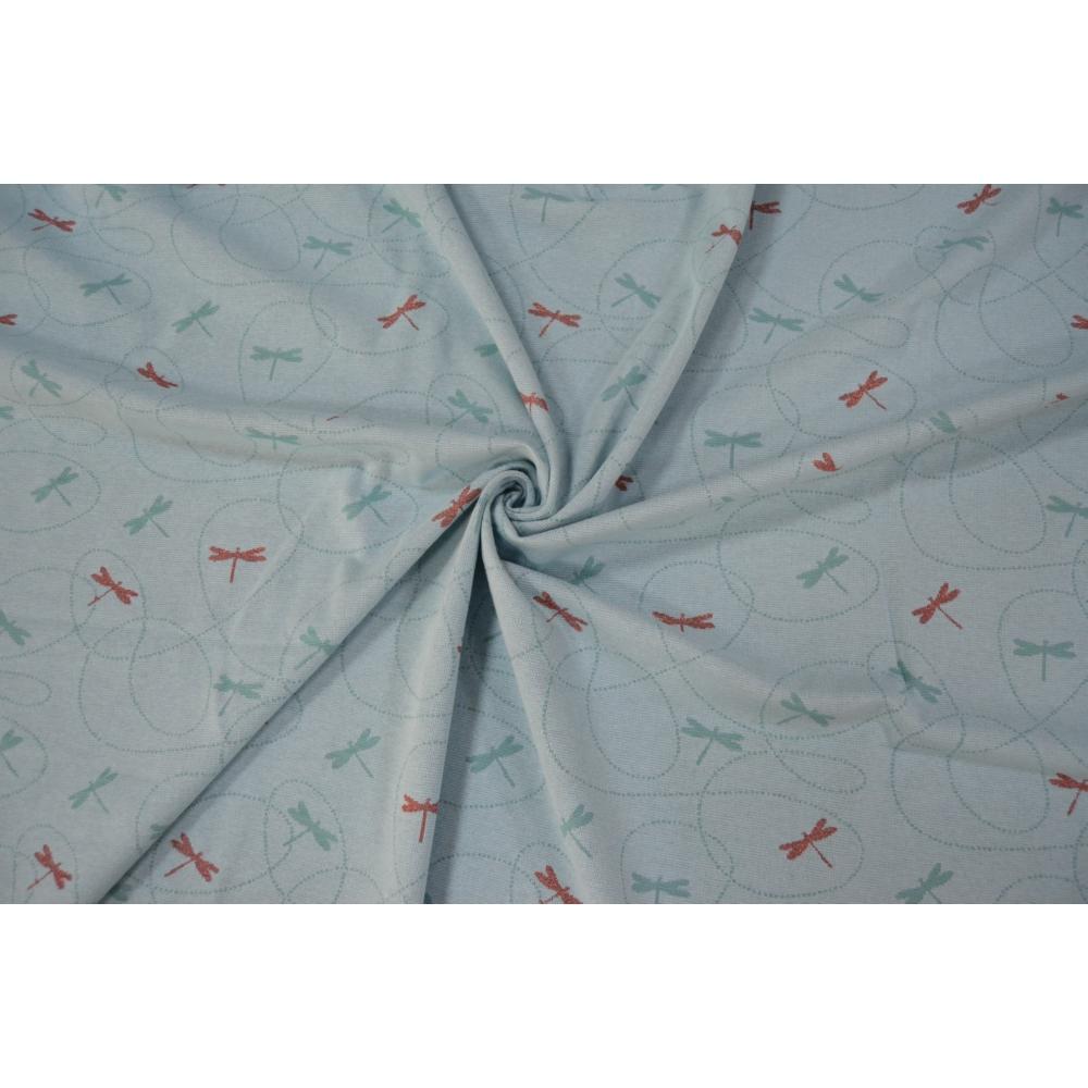 Jacquard and Shiny yarn Combination Fabrics1