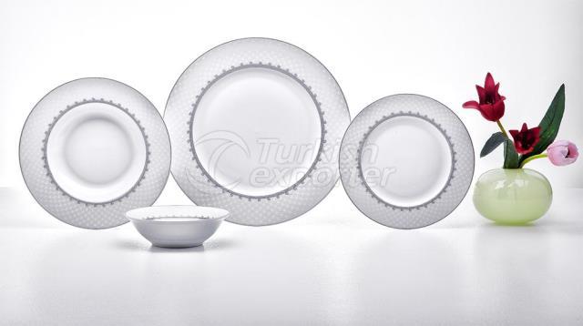 Sirma Porcelain Dinnerware