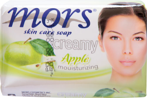Creamy Soap-Apple