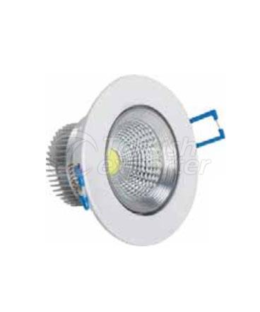 Led Spot-ELX-LED-6-BP
