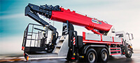 Truck Mounted Aerial Platform HK42 TPF