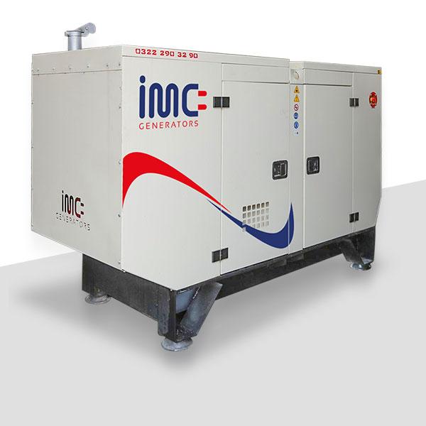Diesel Engine Generators IMC-B165