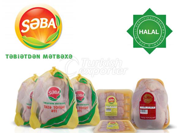 """Səba"" chickens"