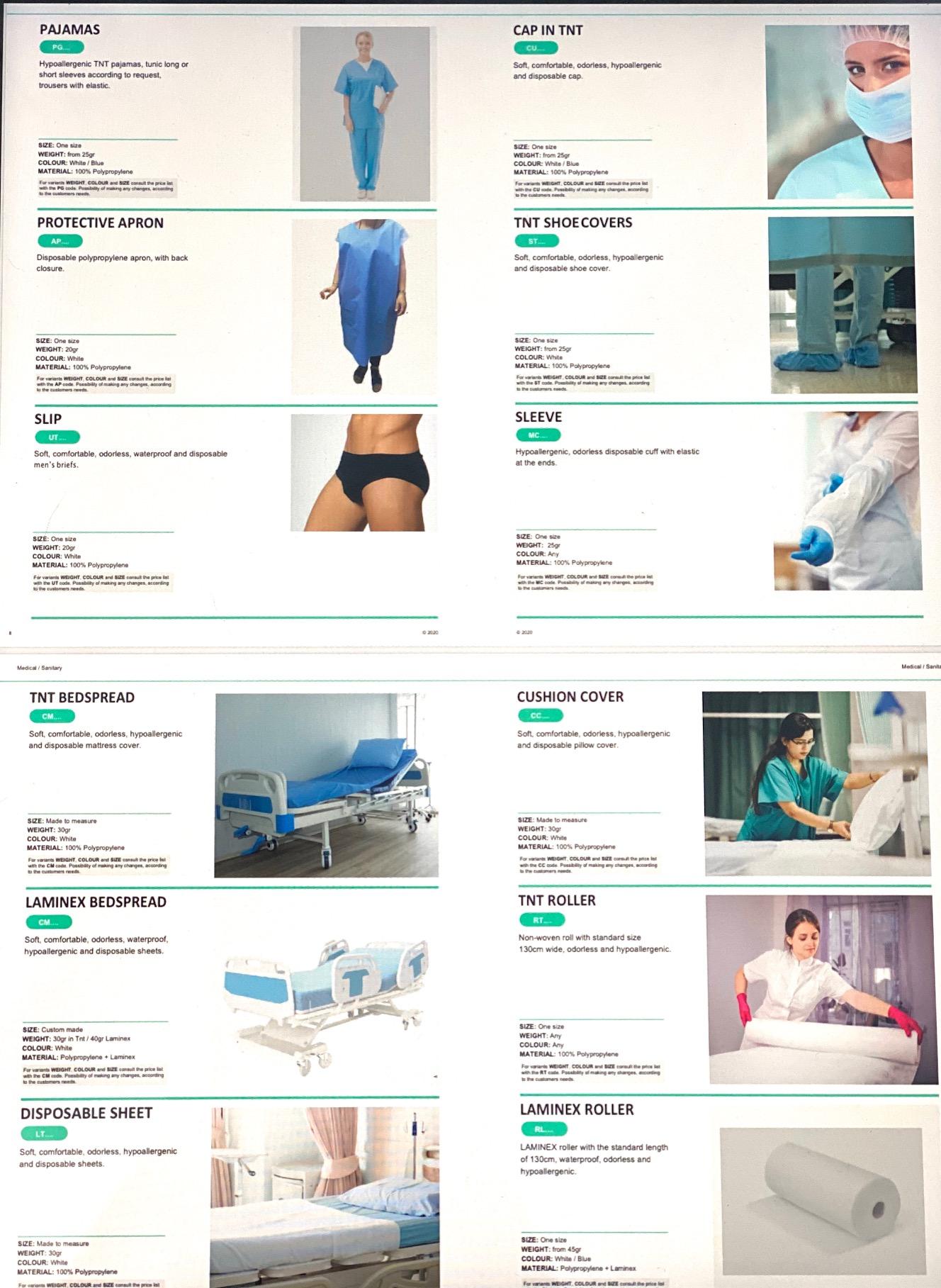 medical catalog bsp atmaya danismanlik