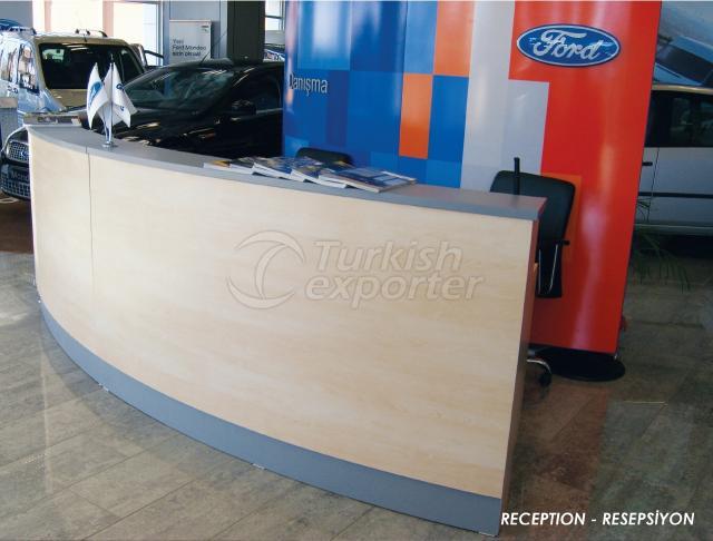 Perakende Mağaza Ford
