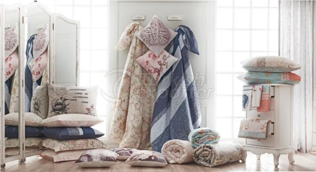 Colorful Home Textile