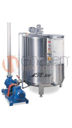 резервуар для топки  жира MTE 500 - 10000