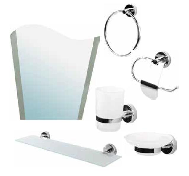 Espejo de baño 104252
