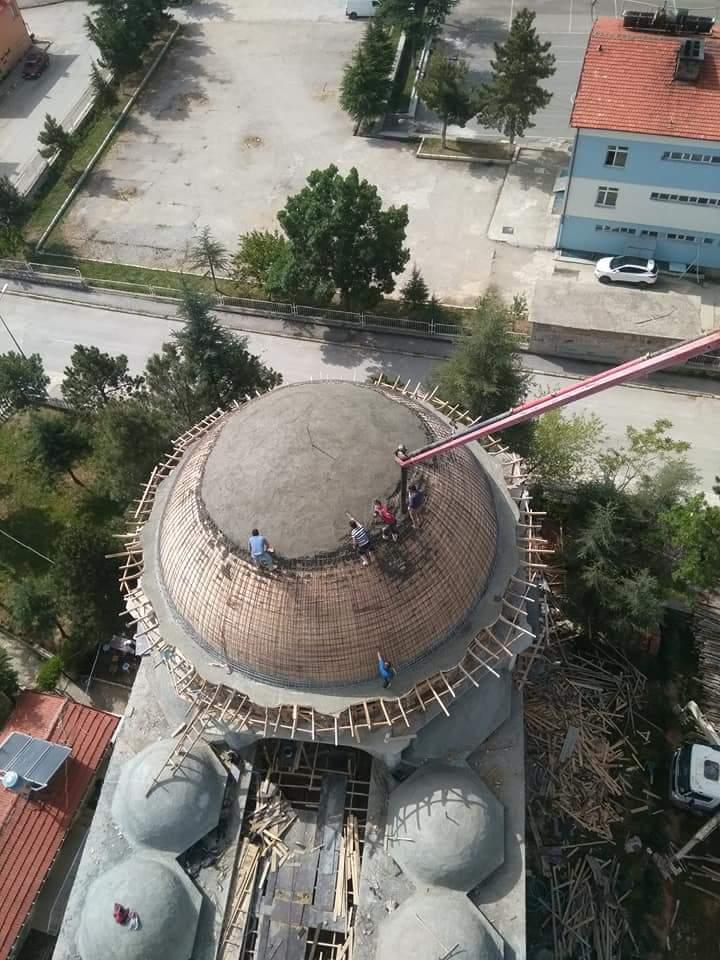 Mosque Construction - 1