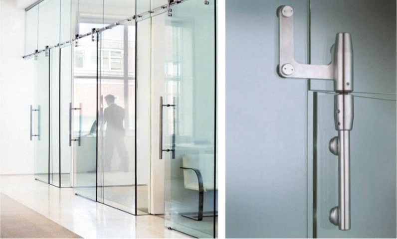 Transparent Wall Systems