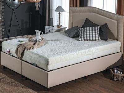 سرير ملكي مريح