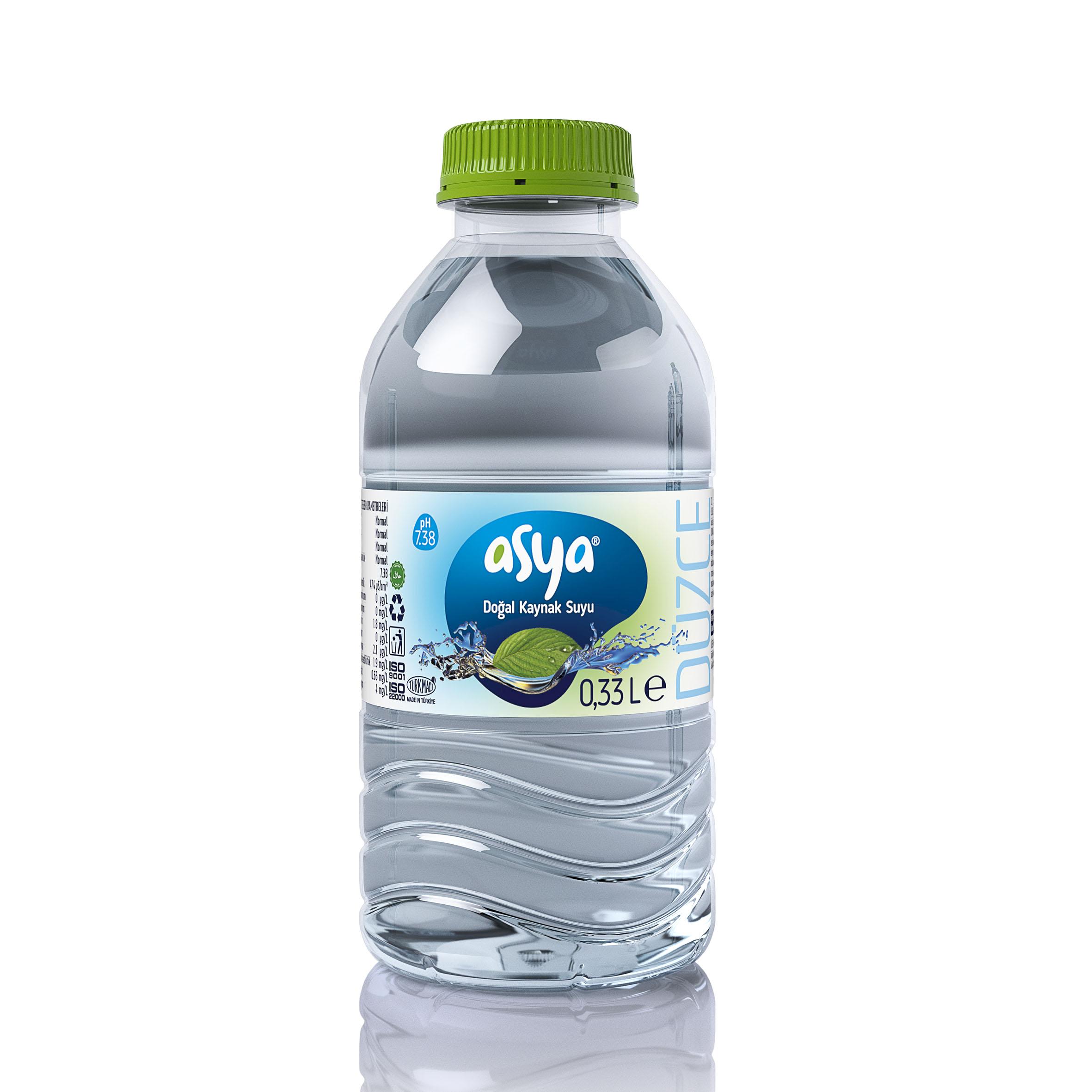 Pet Şişe Su 330ml
