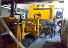 700 Ton Extrusion Press