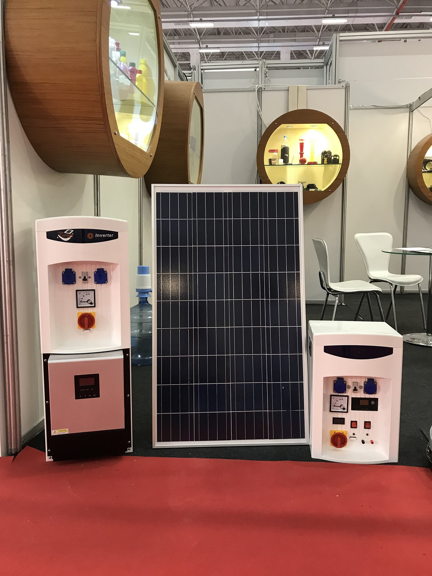 solar energy invertor