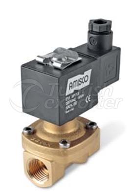 Steam Zero Pressure Diapragm Controlled Solenoid Valves