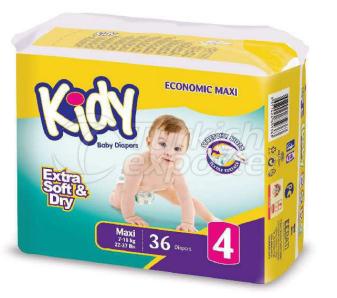 Kidy Baby Diaper