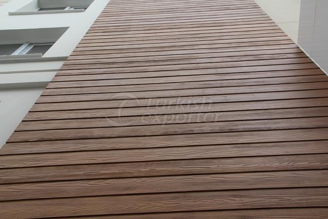 Hoja de madera Ekobord