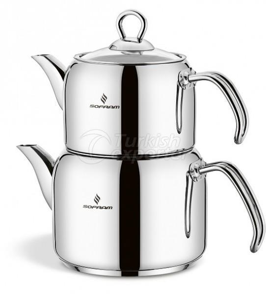 Soft Tea Pot