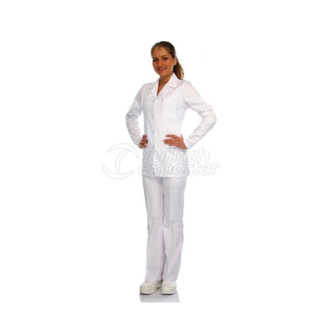 BC01 lab coat