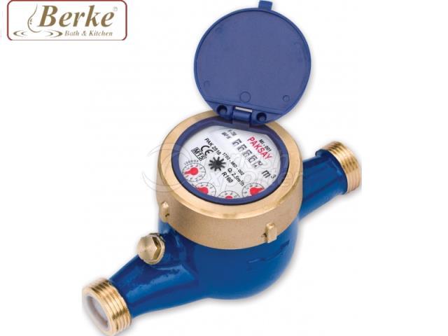 Model 2516 Water Meter  Multijet, Dry System, Cold