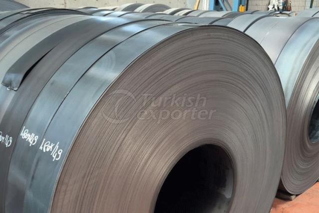 Slitted Steel Strip