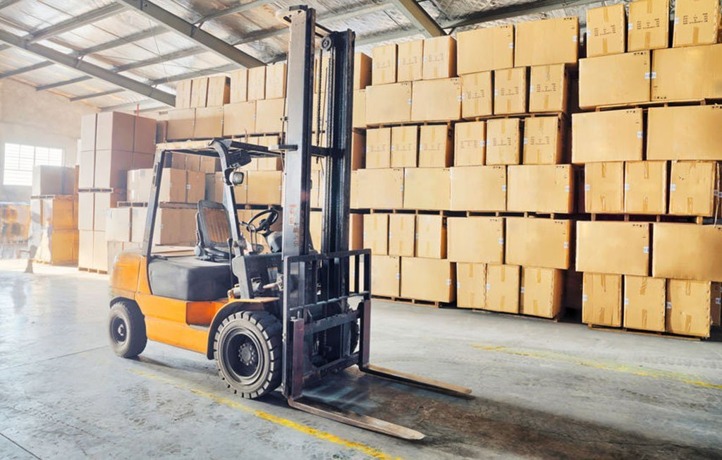 Forklift Weighing System