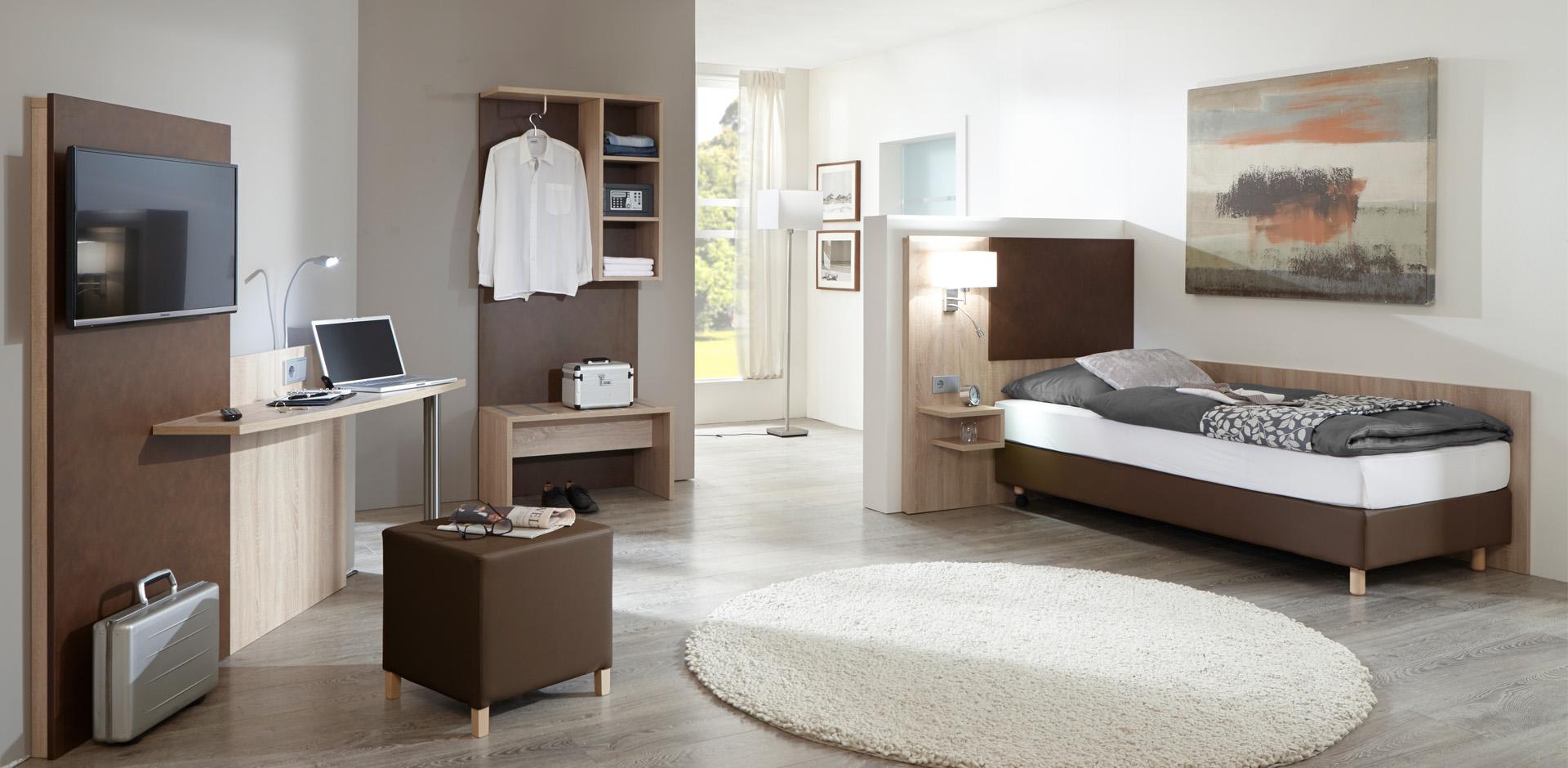 Mobiliario de Hotel Hofu