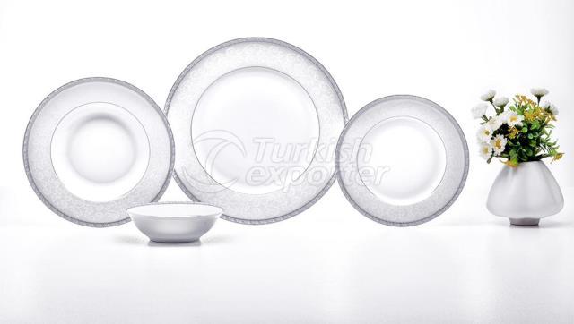Sarmasik Porcelain Dinnerware